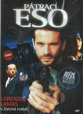 Bounty Tracker DVD Lorenzo Lamas Cult Action Sealed English Audio • 12.99£