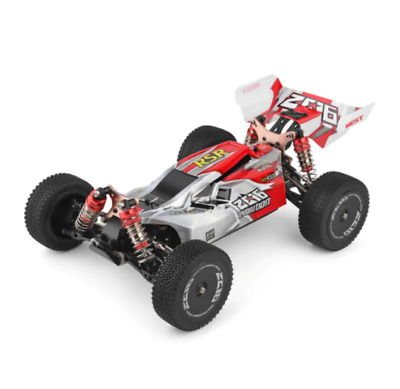 $ CDN126.95 • Buy Wltoys 144001 1/14 2.4G Remote Control 4WD 60km/h High Speed Racing Car For Gift