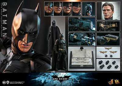 $ CDN524.25 • Buy Hot Toys The Dark Knight Rises 1/6th Scale Batman Collectible Figure DX19