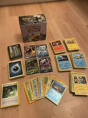 Pokemon Card Vivid Voltage Opened Booster Box Card Lot • 6.40£