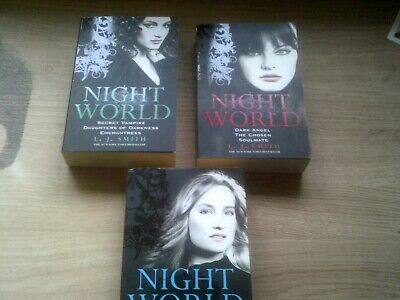 L.J. Smith 3 Book Collection - Night World Vols 1-3 • 8.25£