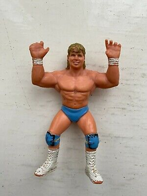 $ CDN69.07 • Buy Wwf Wwe Wcw Brian Pillman Galoob Wrestling Action Display Figure Uk Exclusive