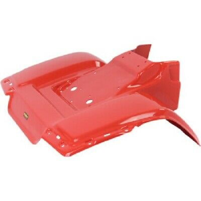 $259.95 • Buy Maier Mfg Honda ATC 250SX 1985-1987 Rear Fenders Red Replacement Plastic 119702