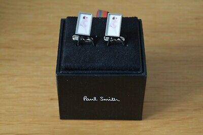£49.99 • Buy PAUL SMITH Rectangular Naked Lady Pin Up Model Topless Cufflinks Cuff Links
