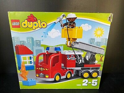 AU84.99 • Buy Lego Duplo 10592 Fire Truck - Brand New Sealed & Retired