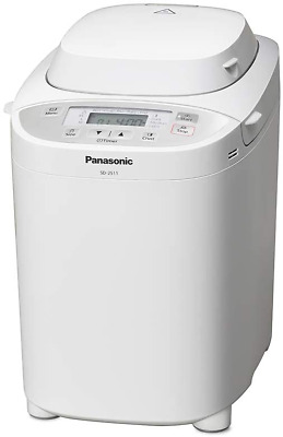 Panasonic SD-2511WXC Fully Automated Breadmaker With Nut Dispenser - White • 195£
