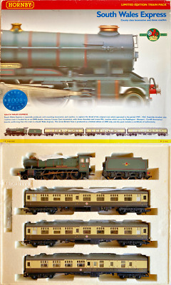 Hornby 00 Gauge - R2166 - 'south Wales Express' Train Pack Limited Edition • 129.99£