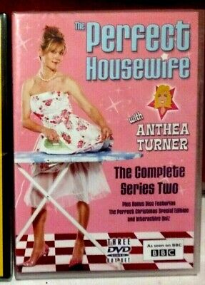 £19.99 • Buy Perfect Housewife Series 2 Inc Xmas Special 3 DVD Set New Sealed Fast Despatch