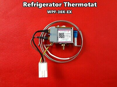AU24.50 • Buy Refrigerator Spare Parts Thermostat WDF-30X-EX (Suits Many Brands) (D229) NEW