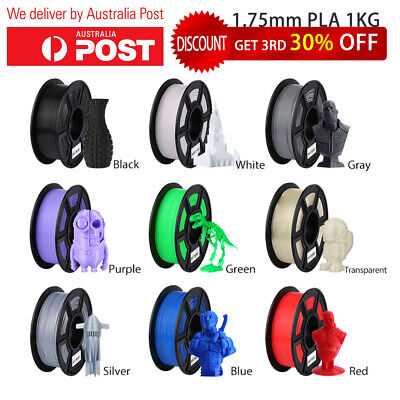 AU9.99 • Buy AU Stock ANYCUBIC 1.75mm ABS Filament 1KG / 2.2lb Spool For 3D Printer Printing