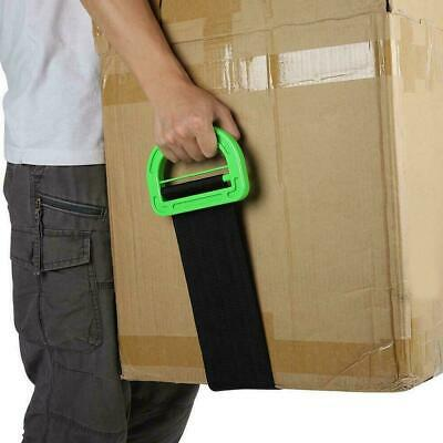 AU8.79 • Buy Adjustable Moving & Lifting Straps Belt Furniture Boxes Carrying Tool X2S8