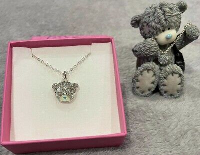 Me To You/Tatty Teddy 'Bear With Necklace' & Separate Necklace (New & Boxed) • 20£