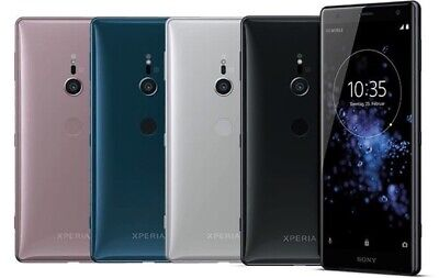 $ CDN463.59 • Buy Sony Xperia XZ2 64GB - 19MP Cam - 4G RAM - 5.7   LED - New Product