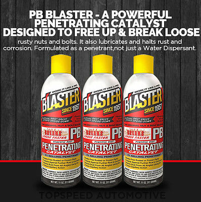 Pb Blaster Chemical Companies Inc 16pb Catalyst Prevent 3 X Pack • 28.95£