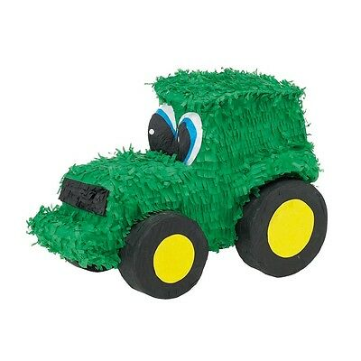 AU24.74 • Buy Green Tractor Farm Pinata Party Game Decoration