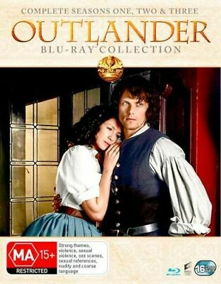 AU66.90 • Buy NEW Outlander Blu Ray Free Shipping