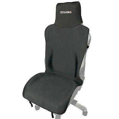 AU79.99 • Buy ZQRacing Universal Fit Waterproof Gaming Seat Protector Gaming Chair Slipcover