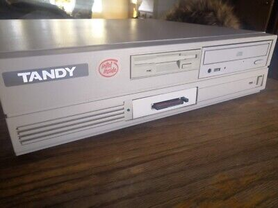 AU740.17 • Buy Tandy 3100 Model 10 486sx Upgraded