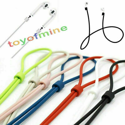 $ CDN3.21 • Buy Airpod Anti-lost Ear Loop Strap String Rope Cord Wire Rope For Apple Airpods