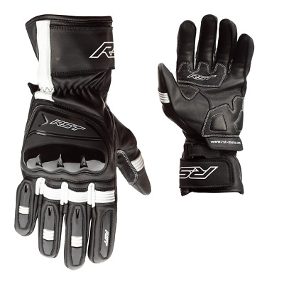 £39.99 • Buy RST Pilot Motorbike Leather Gloves CE Motorcycle Scooter Sports Racing Glove