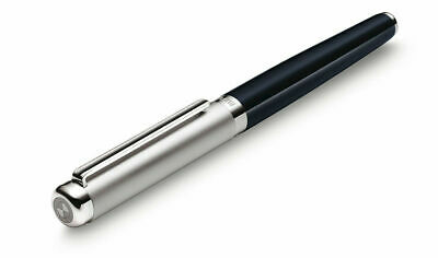 BMW Genuine i Ballpoint Pen Replaceable Fillers Metal In White Blue 80242413008