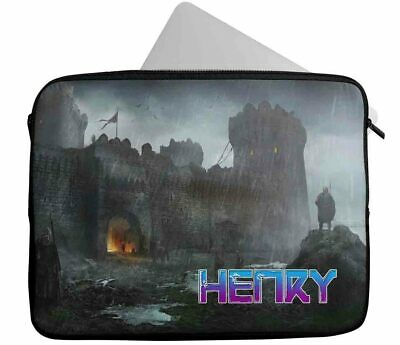 £15.99 • Buy Personalised Any Name Gaming Design Laptop Case Sleeve Tablet Bag 6