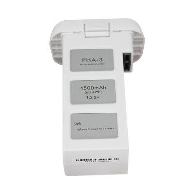 AU89.26 • Buy 15.2V 4500mAh For DJI Phantom 3 Pro Advanced Standard Intelligent LiPo Battery