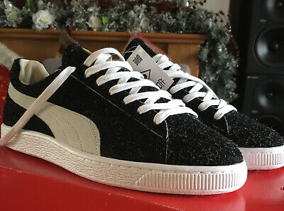 £80 • Buy PUMA SUEDE ANGORA HAND MADE IN JAPAN, Clyde States Basket 90681