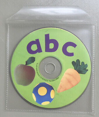 £0.99 • Buy ABC: LEARN THE ALPHABET WITH SONGS & RHYMES - Ladybird Audio Cd - Disc Only