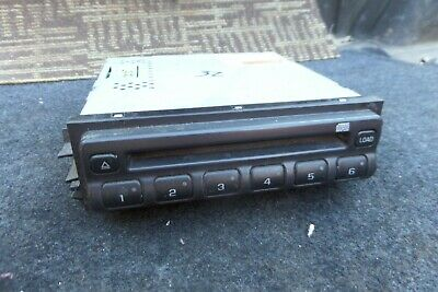 $100 • Buy 02 03 04 05 06 Chevy Tahoe Radio 6 Disc CD Player Receiver Stereo Oem 15064147