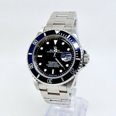 $ CDN24643.02 • Buy Rolex Submariner 16610 NEW/UNWORN Box And Papers 1996