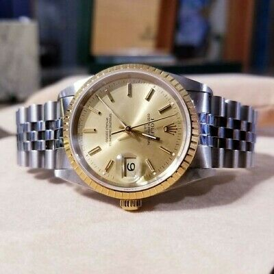 $ CDN7268 • Buy Rolex Oyster #15223 Complete With All Papers, Box. Excellent Like New Condition
