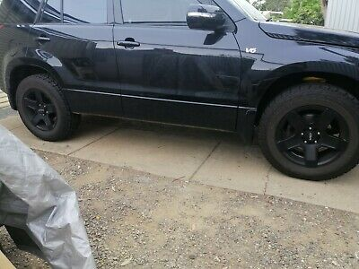 AU2800 • Buy Suzuki Grand Vitara 4x4 Wheels And Tyres