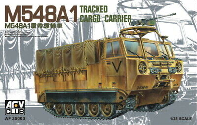 $42.85 • Buy AFV Club 1/35 M548A1 Tracked Cargo Carrier