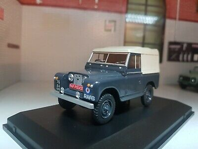 1:43 Scale Model RAF Police Military Land Rover Series 2a 3 SWB CANVAS Oxford • 19.95£