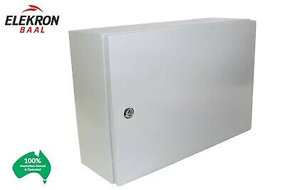 AU133 • Buy Electrical Steel Enclosure Box Cabinet Switchboard 400(H)x600(W)x200(D) IP66
