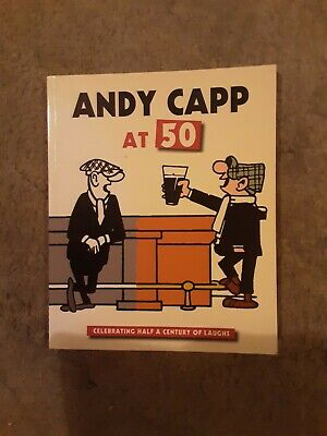 Andy Capp At 50 Book • 7£