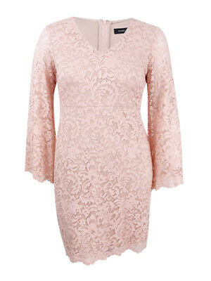 $ CDN54.43 • Buy Ivanka Trump Women's Lace Dress (8, Blush)