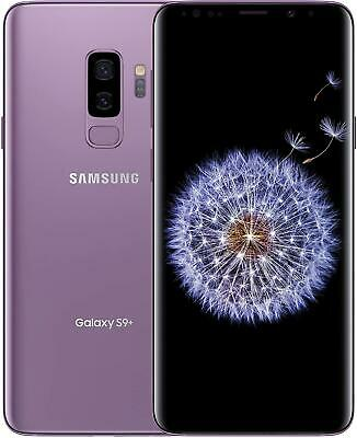 $ CDN265.40 • Buy Samsung Galaxy S9+ SM-G965U - 64GB - Lilac Purple (Unlocked) Smartphone