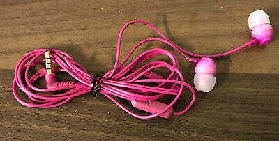 Sony MDR-EX15AP Wired In-Ear Stereo Headphones - Pink - Noise Isolation Mic • 6£