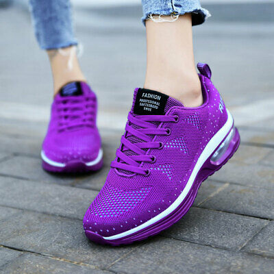 $ CDN37.48 • Buy Womens Sneakers Athletic Shoes Mesh Fitness Trainer Running Tennis Sports Size11