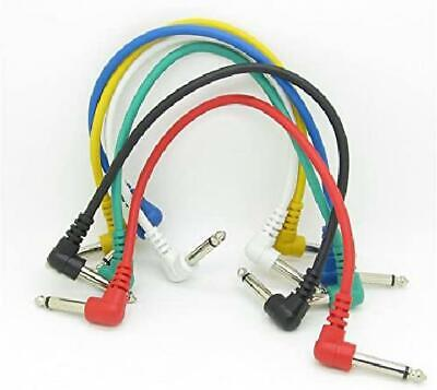 $ CDN18.19 • Buy Patch Cable Guitar Connection Cable Wire Effect Pedal Cable Short Anti-Noise NEW