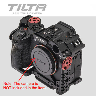 $ CDN142.77 • Buy Tilta TA-T18-FCC Full Camera Cage Fit For Sony A7S3 Camera