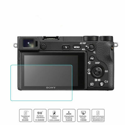 $ CDN17.48 • Buy 2PCS For Sony A6500 Premium Camera Tempered Glass Screen Protector Film