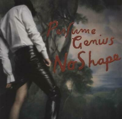 No Shape - Clear Vinyl Perfume Genius USA 2-LP Vinyl Record (Double Album) • 33£