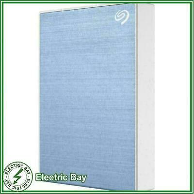 AU209 • Buy Seagate Backup Plus 5TB External 2.5  Portable Hard Drive HDD USB 3.0 BLUE