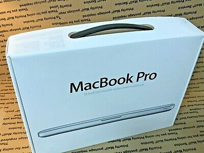$16 • Buy Macbook Pro Empty Box Only - 13  Inch For Gifting A1278 2008 2009 2010 2011 2012
