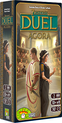 AU31.54 • Buy 7 Wonders Duel Agora Expansion Board Game