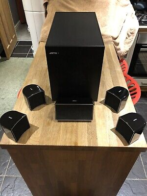 Jamo 5.1 Surround Sound Home Cinema Music System In Great Condtion. Really Nice • 149£