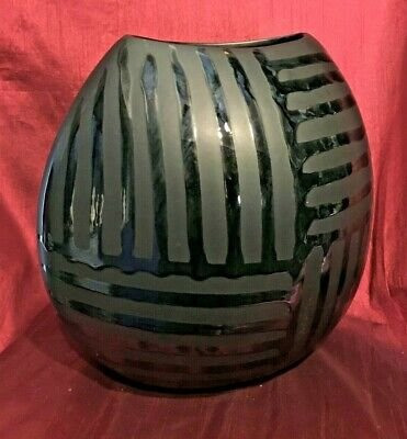 £90 • Buy Poole Pottery Vogue Purse Vase Collectable 27cms LARGE